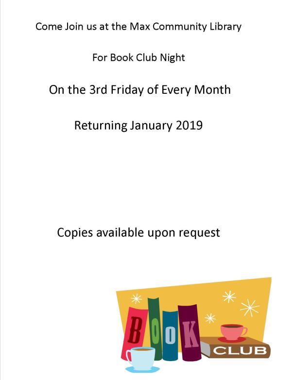 General Book Club 1